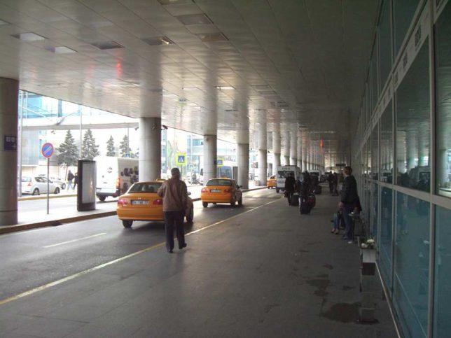 Atatürk International Airport