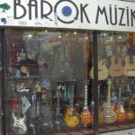 イスタンブール 楽器店